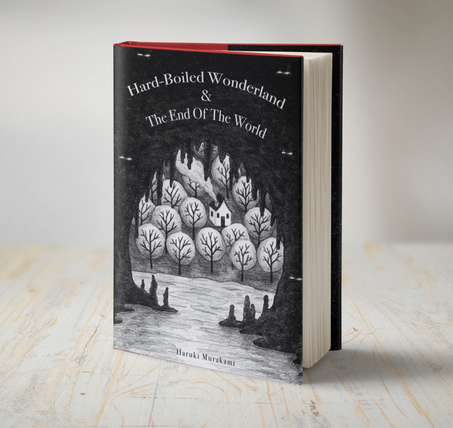 Hard-Boiled Wonderland And The End Of The World Cover Concept